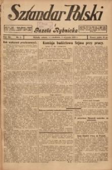 Sztandar Polski i Gazeta Rybnicka, 1930, R. 12, Nr. 2