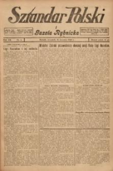 Sztandar Polski i Gazeta Rybnicka, 1930, R. 12, Nr. 6