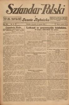Sztandar Polski i Gazeta Rybnicka, 1930, R. 12, Nr. 18