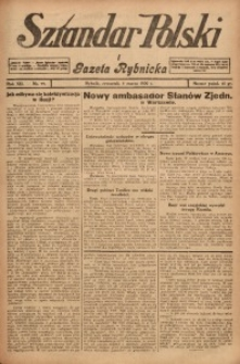 Sztandar Polski i Gazeta Rybnicka, 1930, R. 12, Nr. 27