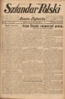 Sztandar Polski i Gazeta Rybnicka, 1930, R. 12, Nr. 62