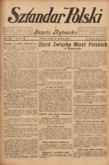 Sztandar Polski i Gazeta Rybnicka, 1930, R. 12, Nr. 69