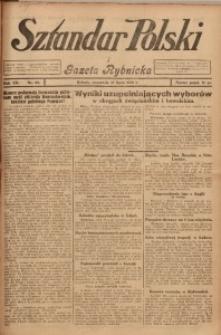 Sztandar Polski i Gazeta Rybnicka, 1930, R. 12, Nr. 82