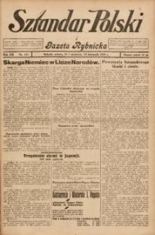 Sztandar Polski i Gazeta Rybnicka, 1930, R. 12, Nr. 139