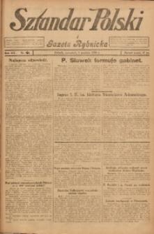 Sztandar Polski i Gazeta Rybnicka, 1930, R. 12, Nr. 141