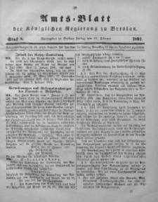 Amts-Blatt der Königlichen Regierung zu Breslau, 1891, Bd. 82, St. 8