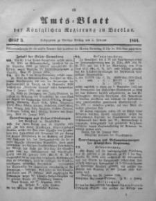 Amts-Blatt der Königlichen Regierung zu Breslau, 1894, Bd. 85, St. 5