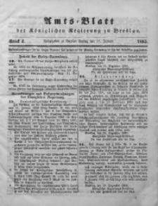 Amts-Blatt der Königlichen Regierung zu Breslau, 1895, Bd. 86, St. 2