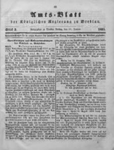 Amts-Blatt der Königlichen Regierung zu Breslau, 1895, Bd. 86, St. 3
