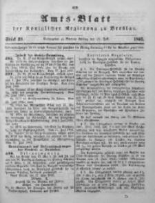 Amts-Blatt der Königlichen Regierung zu Breslau, 1895, Bd. 86, St. 29