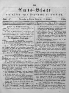 Amts-Blatt der Königlichen Regierung zu Breslau, 1895, Bd. 86, St. 42