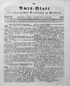 Amts-Blatt der Königlichen Regierung zu Breslau, 1896, Bd. 87, St. 52