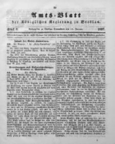 Amts-Blatt der Königlichen Regierung zu Breslau, 1897, Bd. 88, St. 3