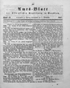 Amts-Blatt der Königlichen Regierung zu Breslau, 1897, Bd. 88, St. 45