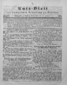 Amts-Blatt der Königlichen Regierung zu Breslau, 1901, Bd. 92, St. 4