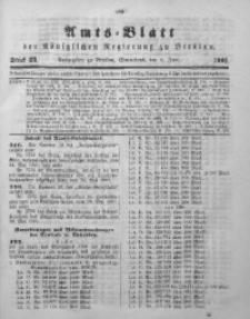 Amts-Blatt der Königlichen Regierung zu Breslau, 1901, Bd. 92, St. 23