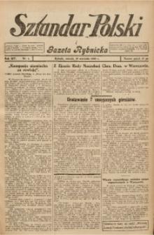 Sztandar Polski i Gazeta Rybnicka, 1932, R. 14, Nr. 4