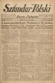 Sztandar Polski i Gazeta Rybnicka, 1932, R. 14, Nr. 25