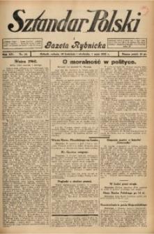 Sztandar Polski i Gazeta Rybnicka, 1932, R. 14, Nr. 50