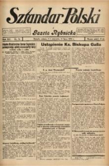 Sztandar Polski i Gazeta Rybnicka, 1932, R. 14, Nr. 78