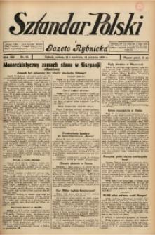Sztandar Polski i Gazeta Rybnicka, 1932, R. 14, Nr. 93