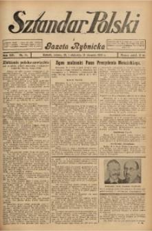 Sztandar Polski i Gazeta Rybnicka, 1932, R. 14, Nr. 95
