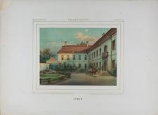 Pałac w Lewinie Brzeskim
