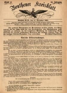 Beuthener Kreisbatt, 1897, Jg. 55, St. 51