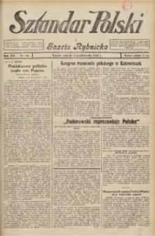 Sztandar Polski i Gazeta Rybnicka, 1932, R. 14, Nr. 114