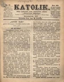 Katolik, 1871, R. 4, nr 18
