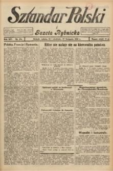 Sztandar Polski i Gazeta Rybnicka, 1932, R. 14, Nr. 137