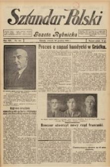 Sztandar Polski i Gazeta Rybnicka, 1932, R. 14, Nr. 147
