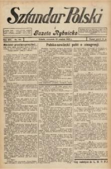 Sztandar Polski i Gazeta Rybnicka, 1932, R. 14, Nr. 150