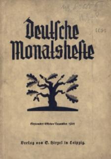Deutsche Monatshefte in Polen, 1942, Jg. 9 (19), Heft 3/4/5