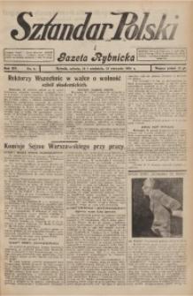 Sztandar Polski i Gazeta Rybnicka, 1933, R. 15, Nr. 6