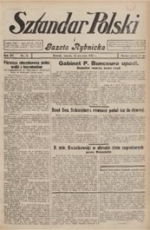 Sztandar Polski i Gazeta Rybnicka, 1933, R. 15, Nr. 13