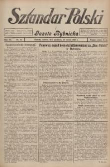 Sztandar Polski i Gazeta Rybnicka, 1933, R. 15, Nr. 36