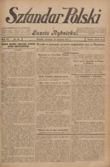 Sztandar Polski i Gazeta Rybnicka, 1933, R. 15, Nr. 46