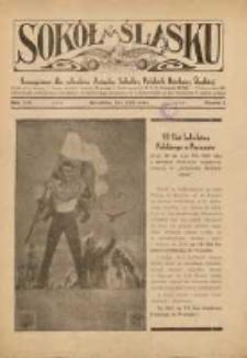 Sokół na Śląsku, 1929, R. 8, Nr. 2