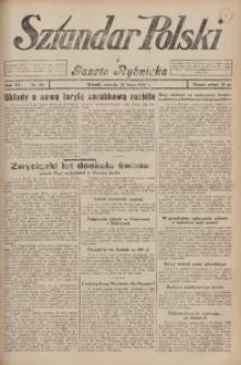 Sztandar Polski i Gazeta Rybnicka, 1933, R. 15, Nr. 85