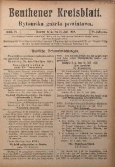 Beuthener Kreisblatt, 1920, Jg. 78, St. 30