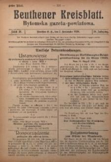 Beuthener Kreisblatt, 1920, Jg. 78, St. 36
