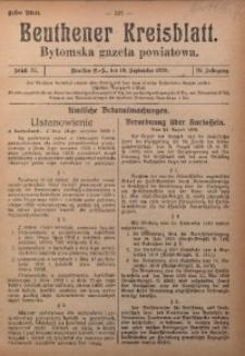 Beuthener Kreisblatt, 1920, Jg. 78, St. 37