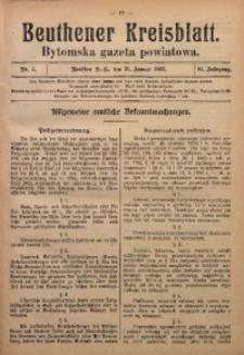 Beuthener Kreisblatt, 1923, Jg. 81, Nr. 5