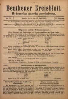 Beuthener Kreisblatt, 1923, Jg. 81, Nr. 17
