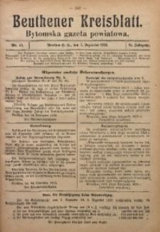 Beuthener Kreisblatt, 1923, Jg. 81, Nr. 51