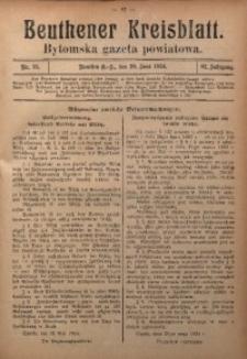 Beuthener Kreisblatt, 1924, Jg. 82, Nr. 25