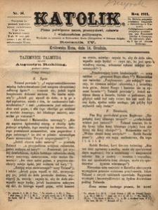 Katolik, 1871, R. 4, nr 51