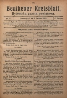 Beuthener Kreisblatt, 1924, Jg. 82, Nr. 37