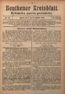 Beuthener Kreisblatt, 1924, Jg. 82, Nr. 44